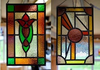 Glas In Lood Cursus.Workshops Cursus